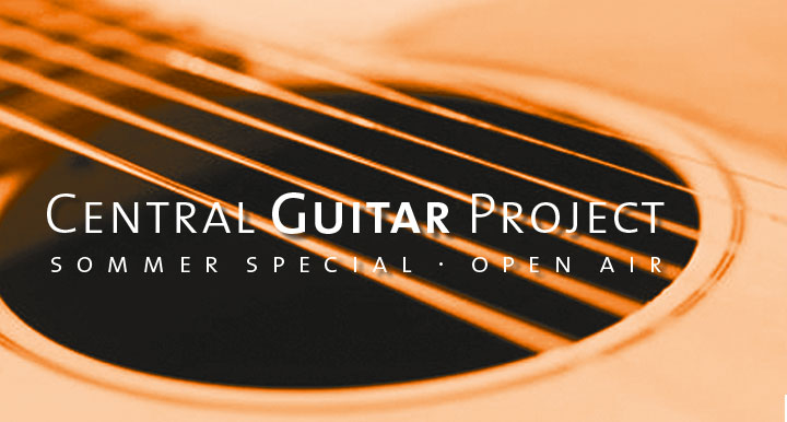Central Guitar Project 2016